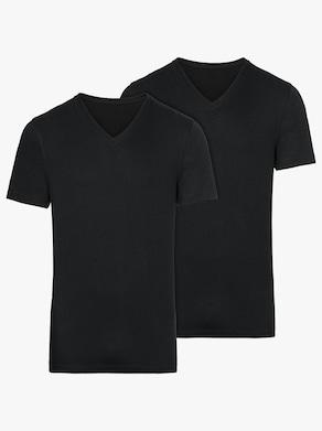 bugatti Shirt - 2 Stück schwarz