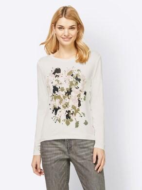 Linea Tesini Shirt - ecru