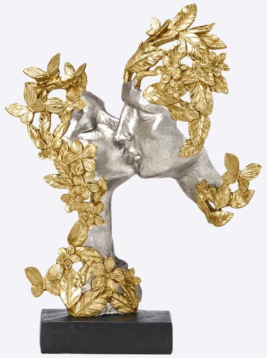 heine home Deko-Figur - silberfarben-goldfarben