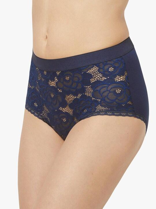 wäschepur Taillenslip - nachtblau