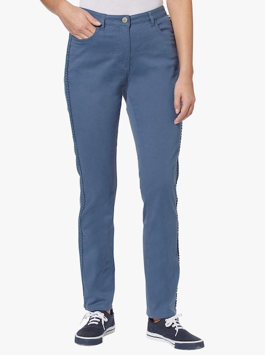 Jeans - jeansblauw