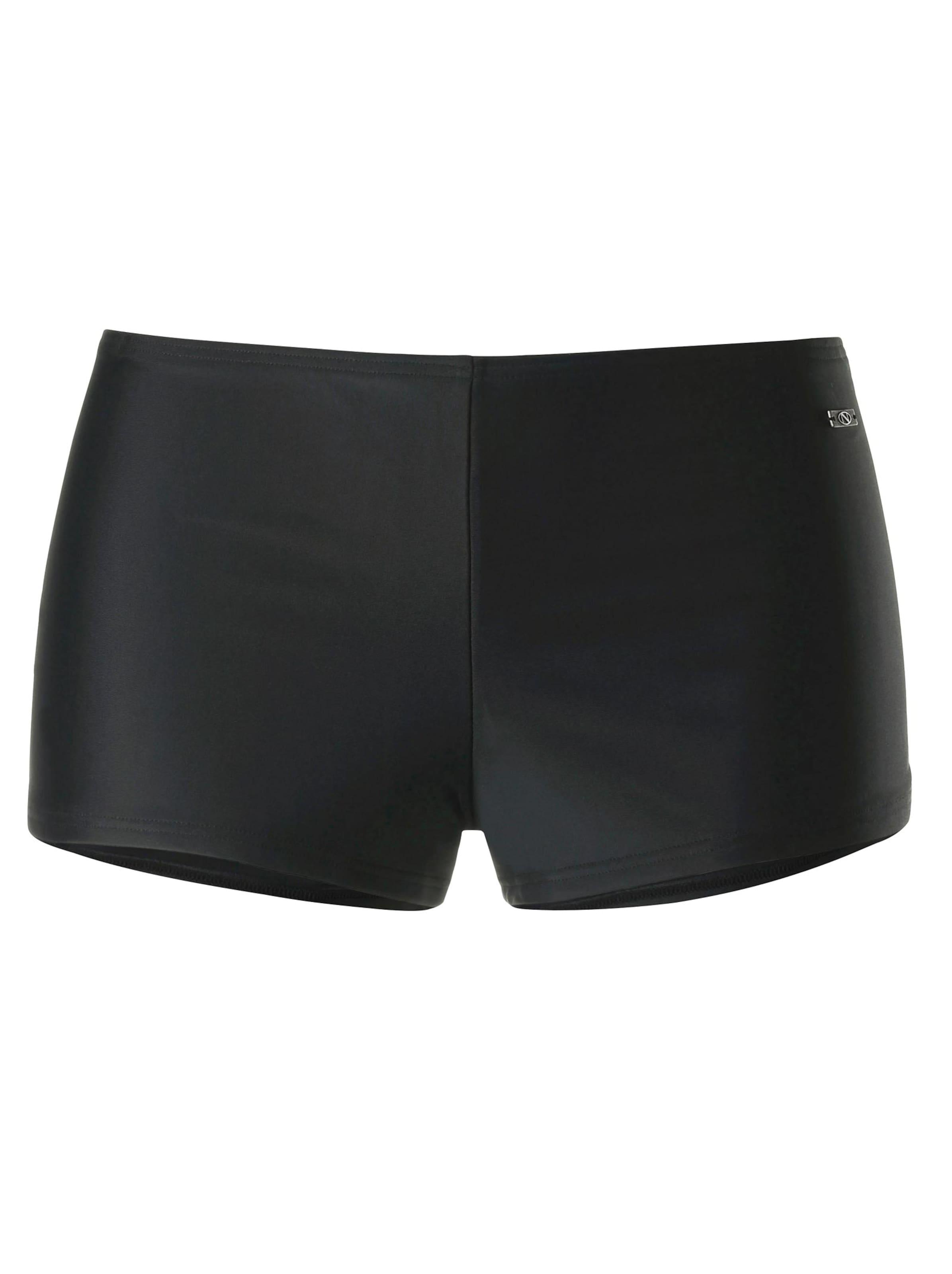 Bademode - Damen Bikini Hose schwarz  - Onlineshop Witt Weiden