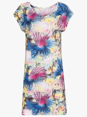 Sommerkleid - bunt-bedruckt