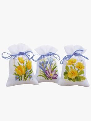 Säckchen - Frühlingsblumen