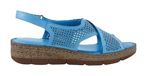 Sandalette - türkis