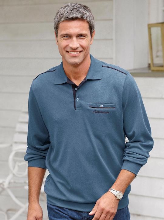 Catamaran Sweatshirt - jeansblau