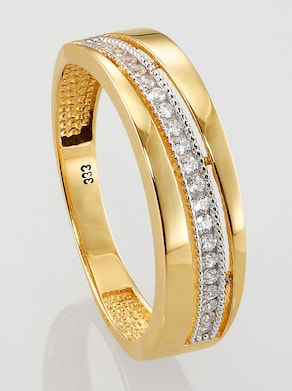 Ring - Gelbgold 333