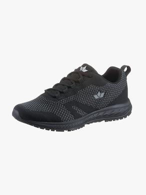 Brütting Sneakers - svart