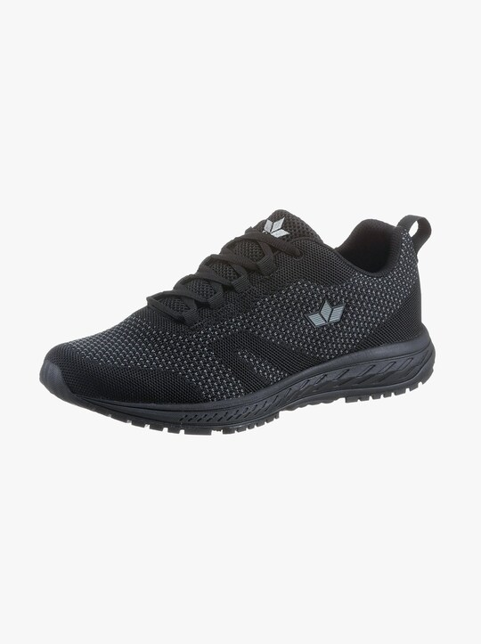 Brütting Sneaker - schwarz