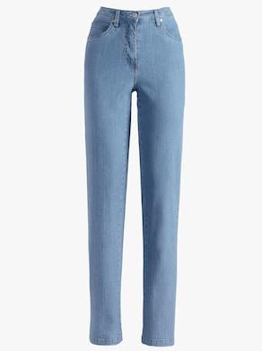 Collection L Jeans - blue-bleached