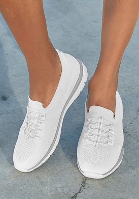 LASCANA Sneaker - weiß
