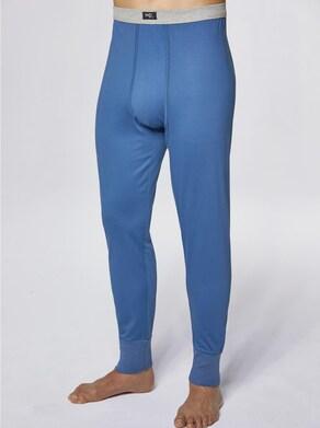 wäschepur Hose lang - dunkelblau