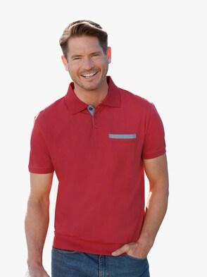 Poloshirt - rot