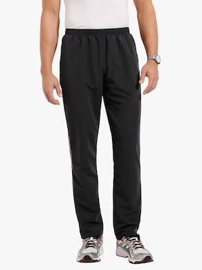 Športové nohavice - čierna
