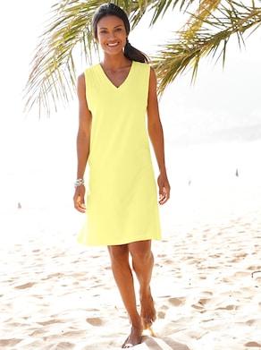 Comtessa Sommerkleid - gelb