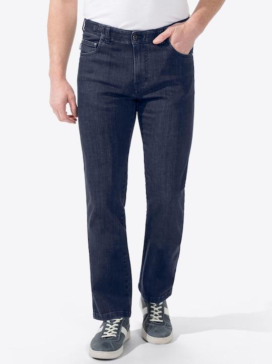 Brühl Jeans - darkblue-stone-washed