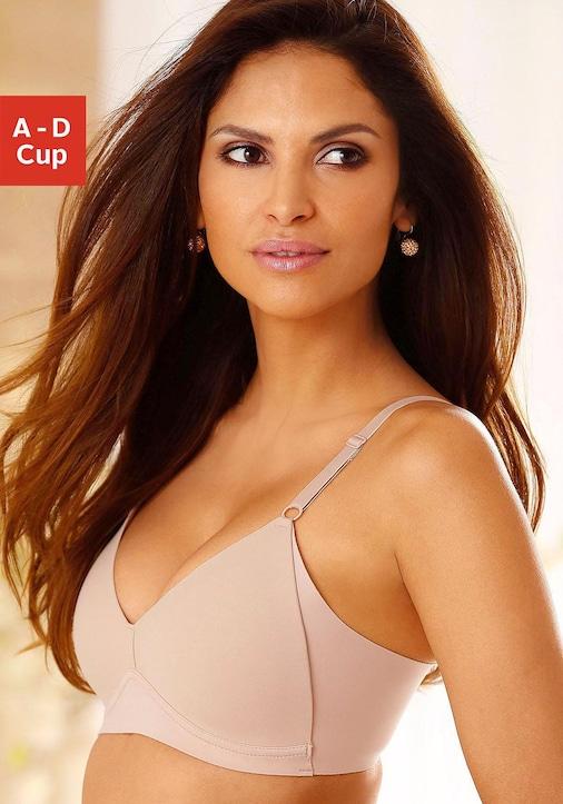 Naturana Beha met cups - huidskleur