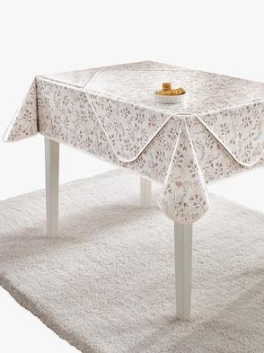 Tischdecke - natur-beige