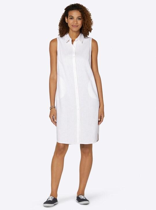 Kleid - weiß