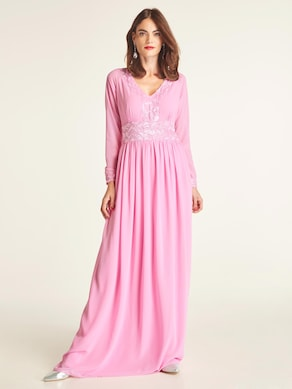 Ashley Brooke Abendkleid - mauve