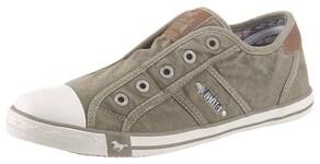Mustang Shoes Slip-on sneaker - kaki