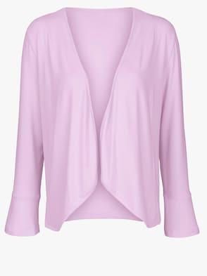 Shirtjasje - roze