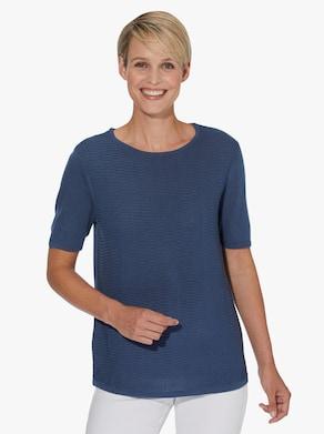 Tröja - jeansblå