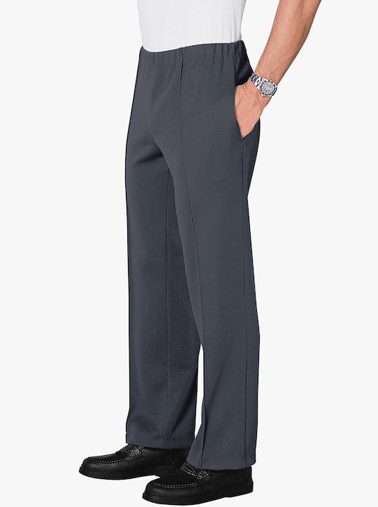 Dannecker Sportovní kalhoty - antracitová