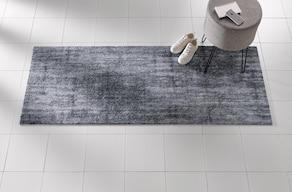 Salonloewe Fußmatte - grau