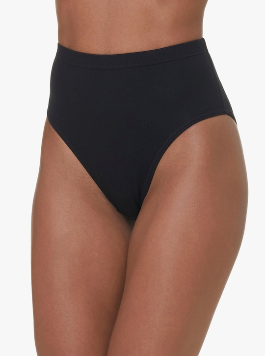 wäschepur Jazzpants - zwart