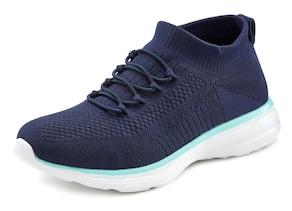 LASCANA Sneaker - marine
