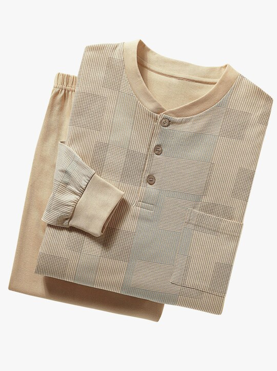Normann Pyjama - zand