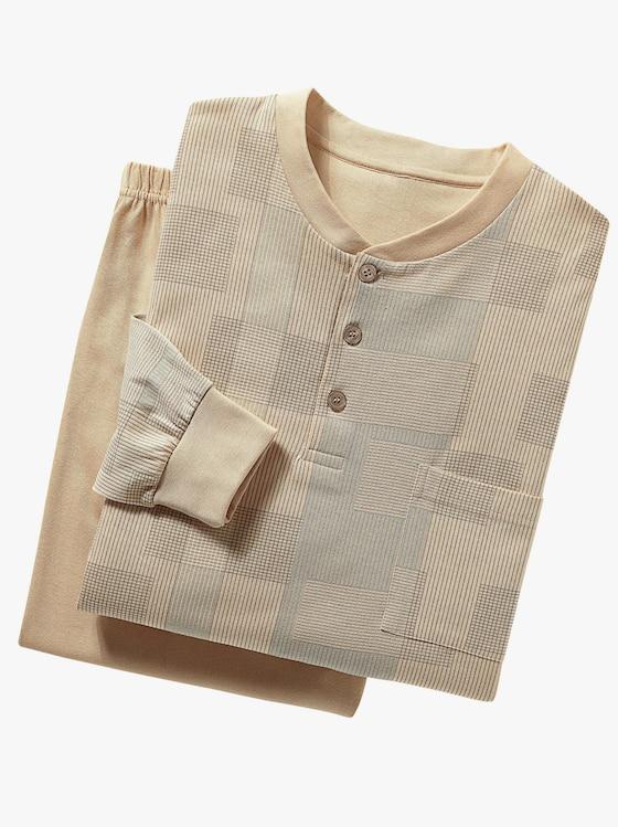 Normann Schlafanzug - sand