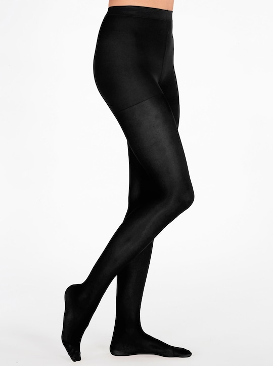 disee Stützstrumpfhose - schwarz