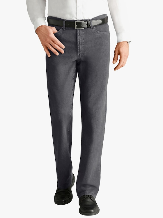 5-Pocket-Jeans - grey-denim
