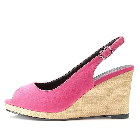 LASCANA Sandalette - pink