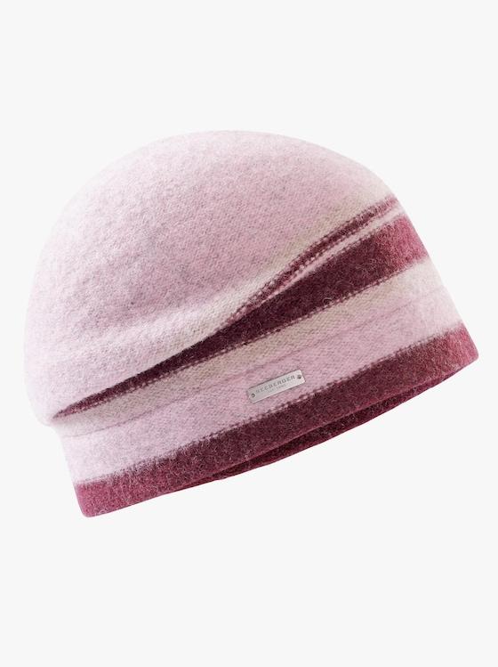 Mütze - rosa