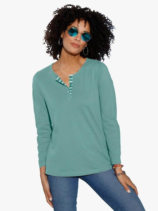 Tričko - šalvějová