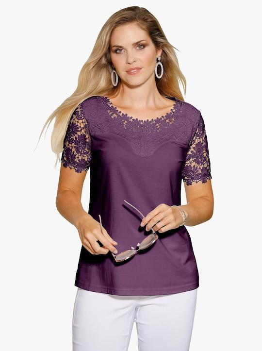 Shirt - druif