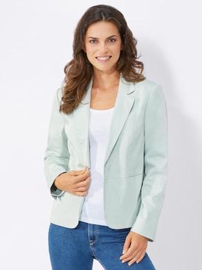 Fair Lady Blazer - mint
