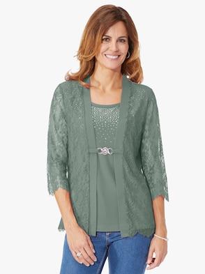 Shirt - resedagrün