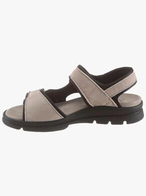ACO Sandale - beige