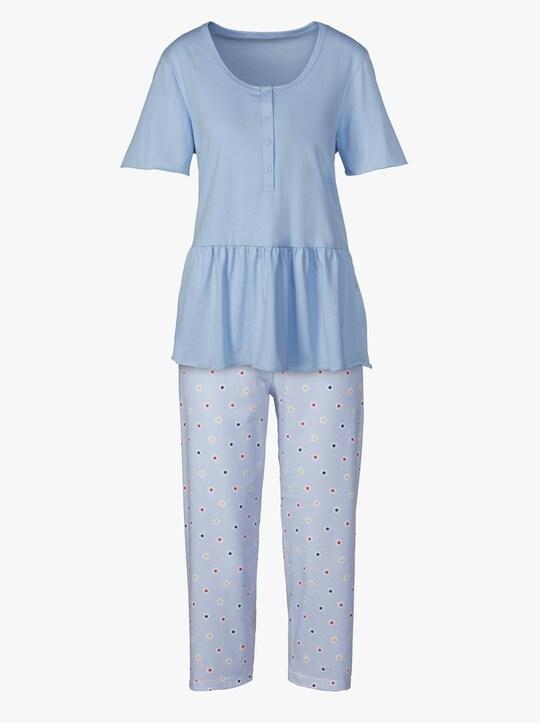 Ascafa Schlafanzug - bleu