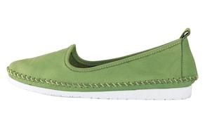 Slipper - grün