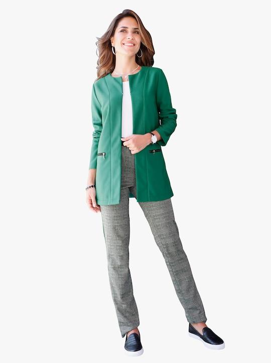 Shirtblazer - grün