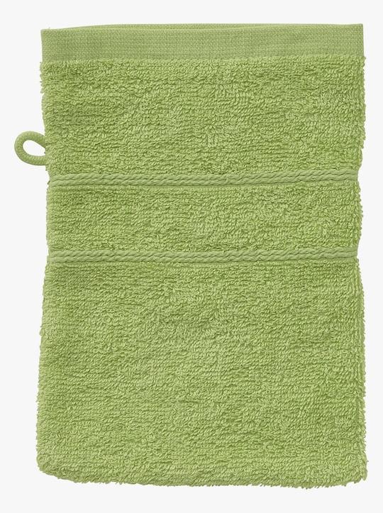 wäschepur 4-tlg. Handtuch-Sparset - kiwi