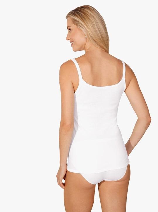 Schöller Hemd - wit