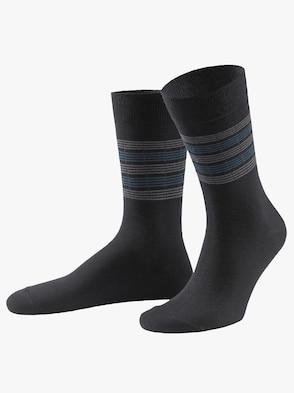 Herren-Socken - schwarz