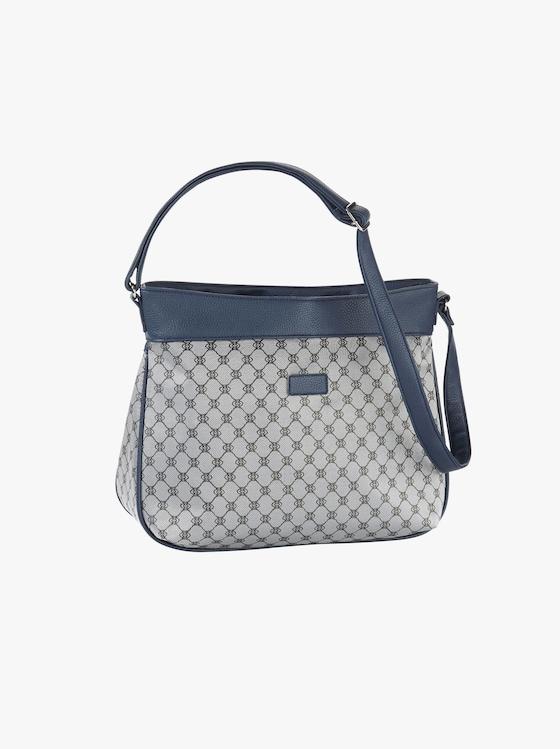 Handtasche - marine