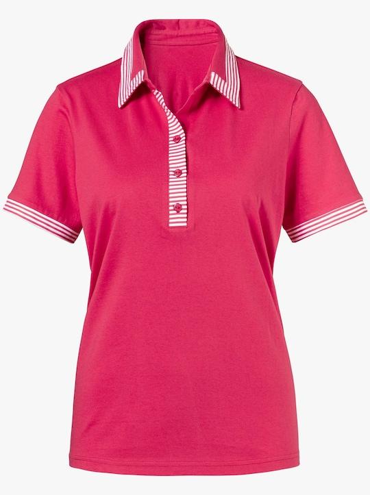 Poloshirt - rood